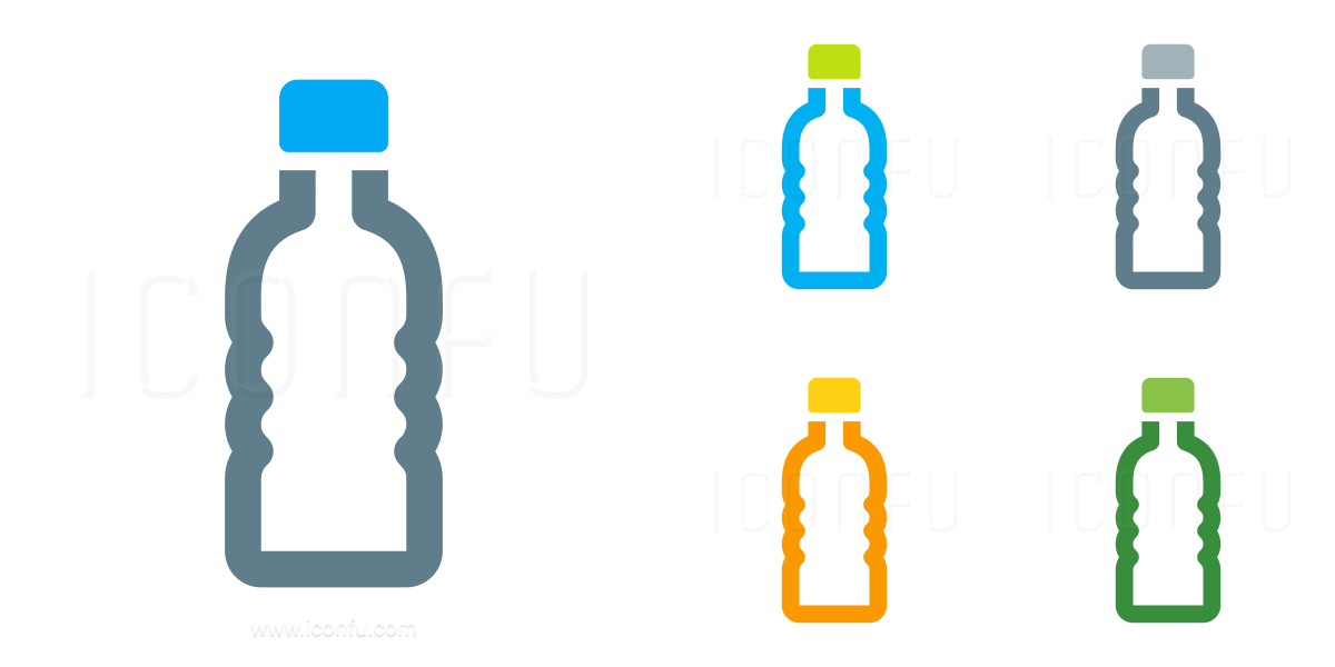Pet Bottle Icon