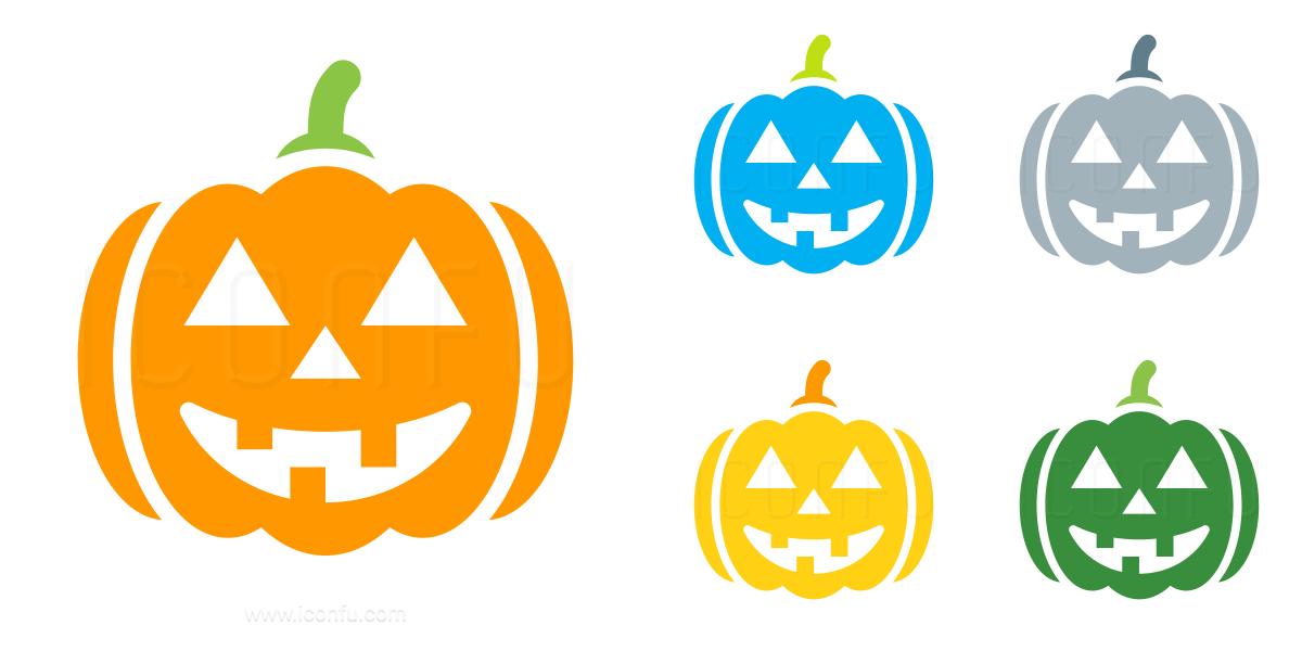 Pumpkin Halloween Icon