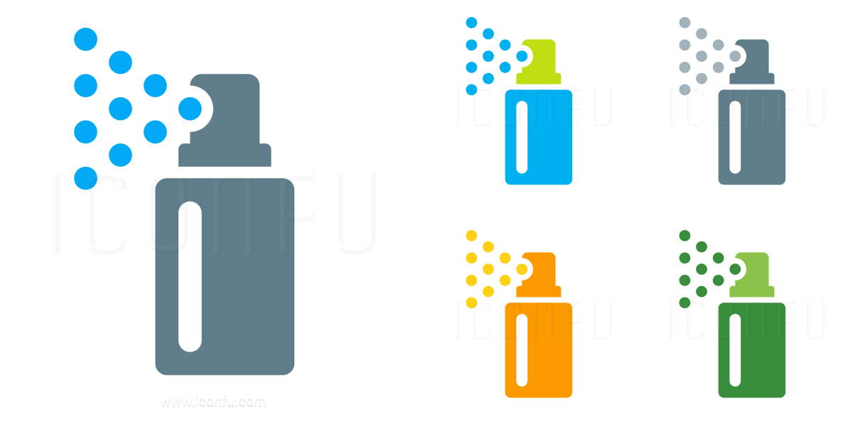 Spray Can Icon