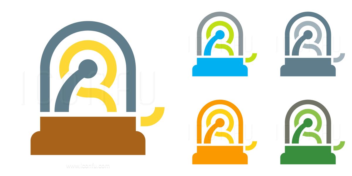 Stock Ticker Icon