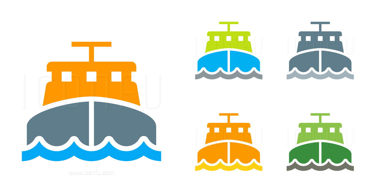 Tugboat Icon