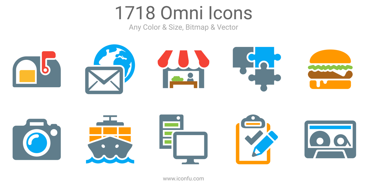 Omni Icons